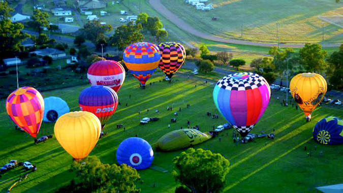 Canowindra Balloon Challenge - Regional Flagship Event