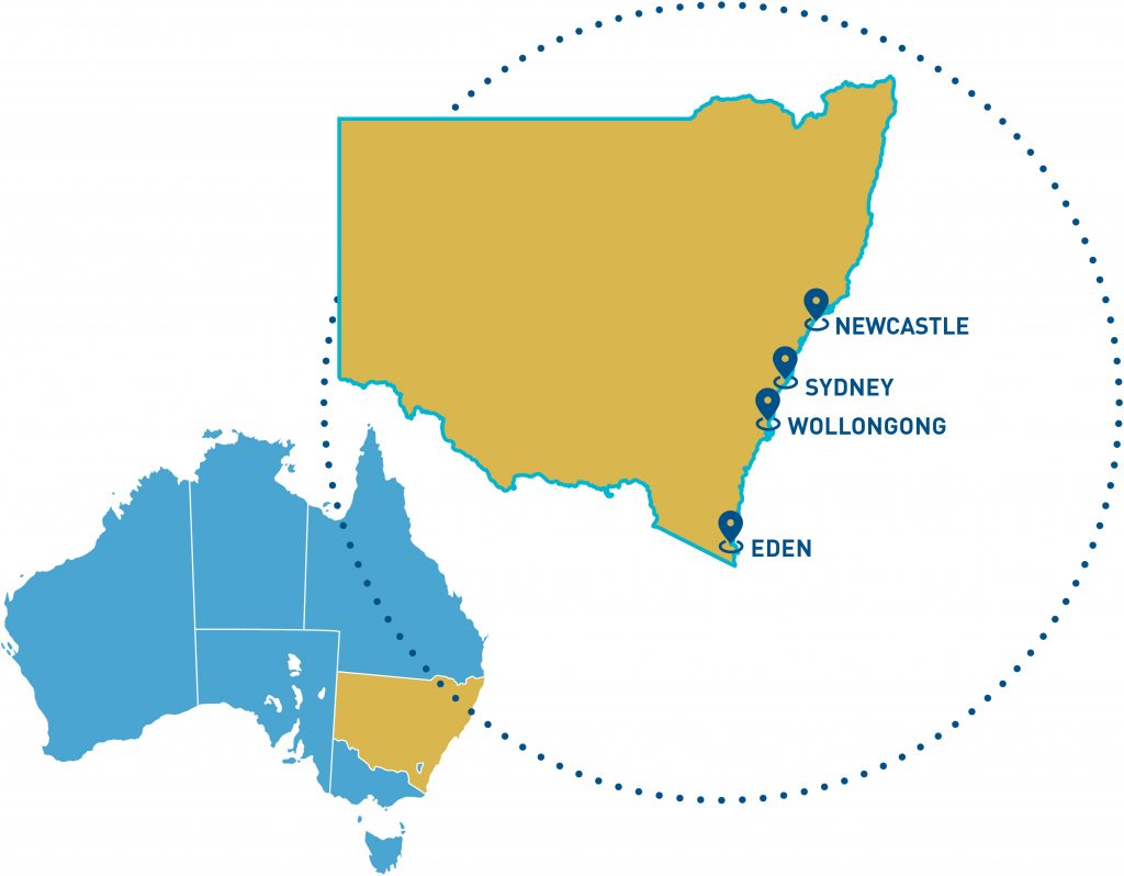 Cruise Sydney and New South Wales Destination NSW