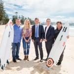 Australian Open of Surfing Announcement Image
