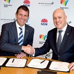 NSW-Premier-Mike-Baird-with-Christopher-Luxon