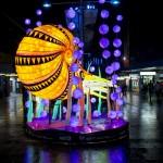 Vivid Sydney 2015 Media Call: Norbert the Nautilus, Chatswood Mall. Credit: Destination NSW; James Horan