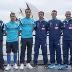 Chelsea FC in Sydney 2015