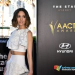Actress Rose Byrne in Sydney at the 2014 AACTA's