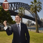 Minister for Trade, Tourism and Major Events, Stuart Ayres, Destination NSW
