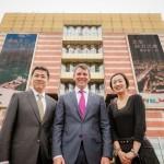 premier-mike-baird-qantas-tourism-campaign
