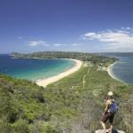 Lighthouse walk track at Barrenjoey Headland, Palm Beach photo credit Hamilton Lund, Destination NSW