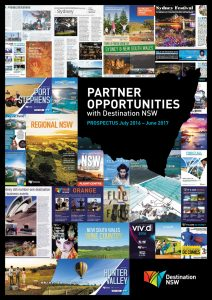 Partnership Opportunities Prospectus Cover 2016-17