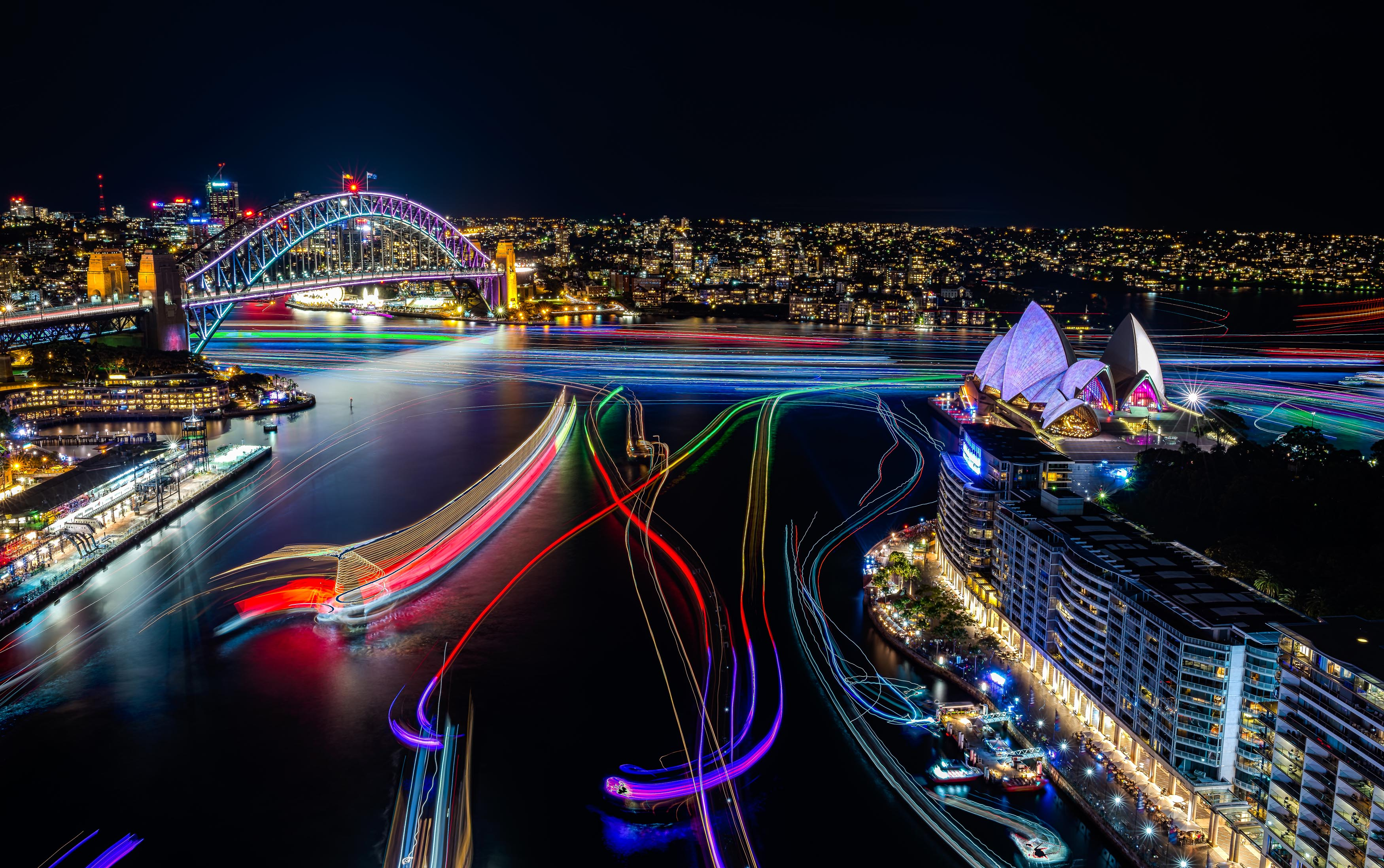Save The Date Vivid Sydney 2017 Destination Nsw