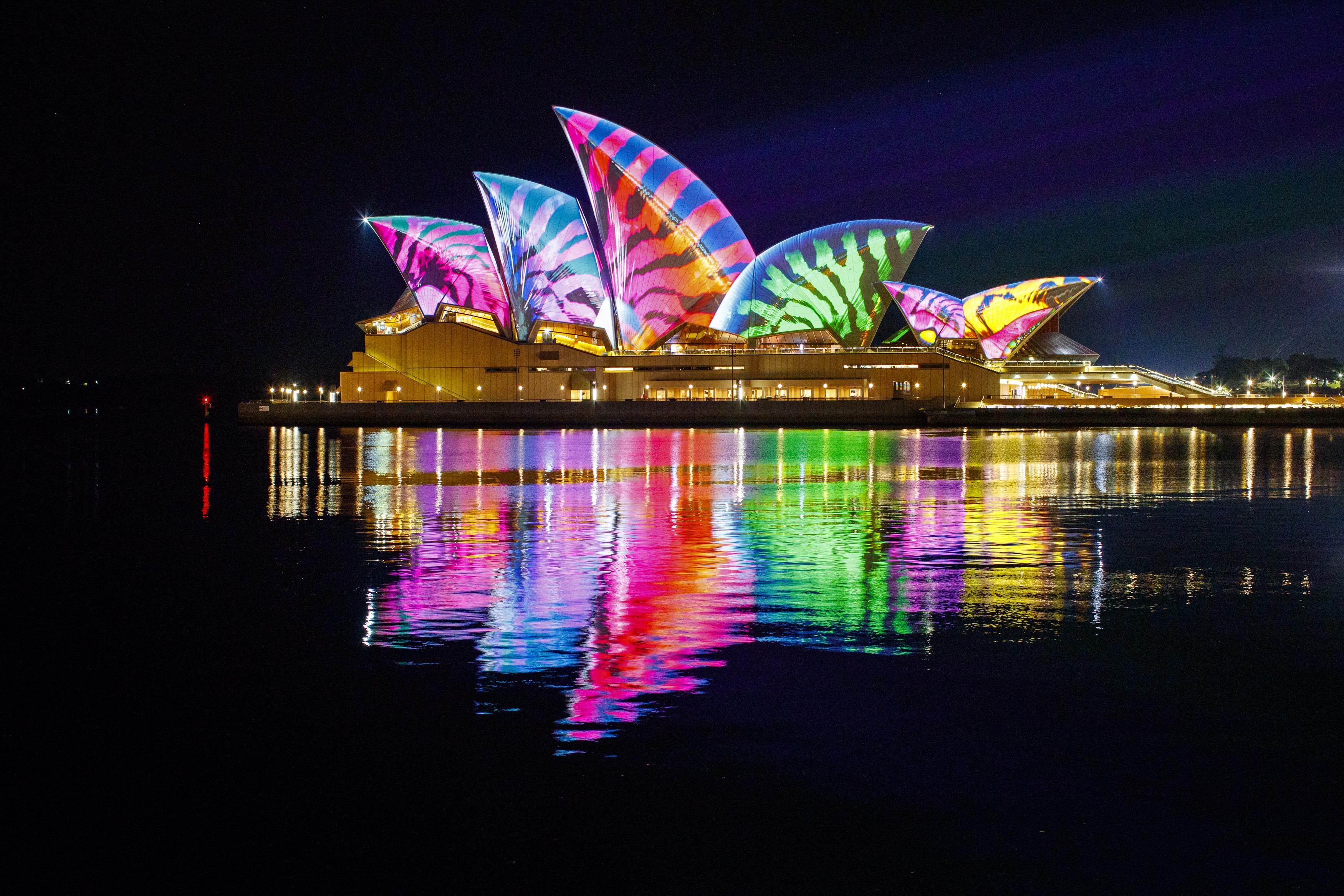 Vivid Sydney shines in 2017 | Destination NSW