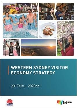 Western Sydney Visitor Economy Strategy