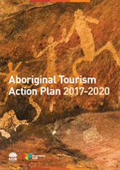 DNSW Aboriginal Tourism Action Plan cover
