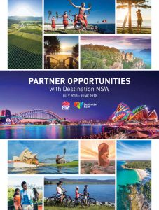 Partner Opportunities with Destination NSW