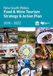 NSW Food and Wine Tourism Strategy and Action Plan cover
