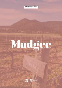 Wine Region Destination Fact Sheet - Mudgee