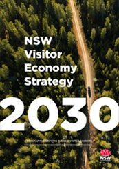 Visitor Economy Strategy 2030 cover